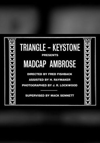 Madcap Ambrose Poster