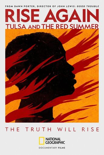 Rise Again: Tulsa and the Red Summer Poster