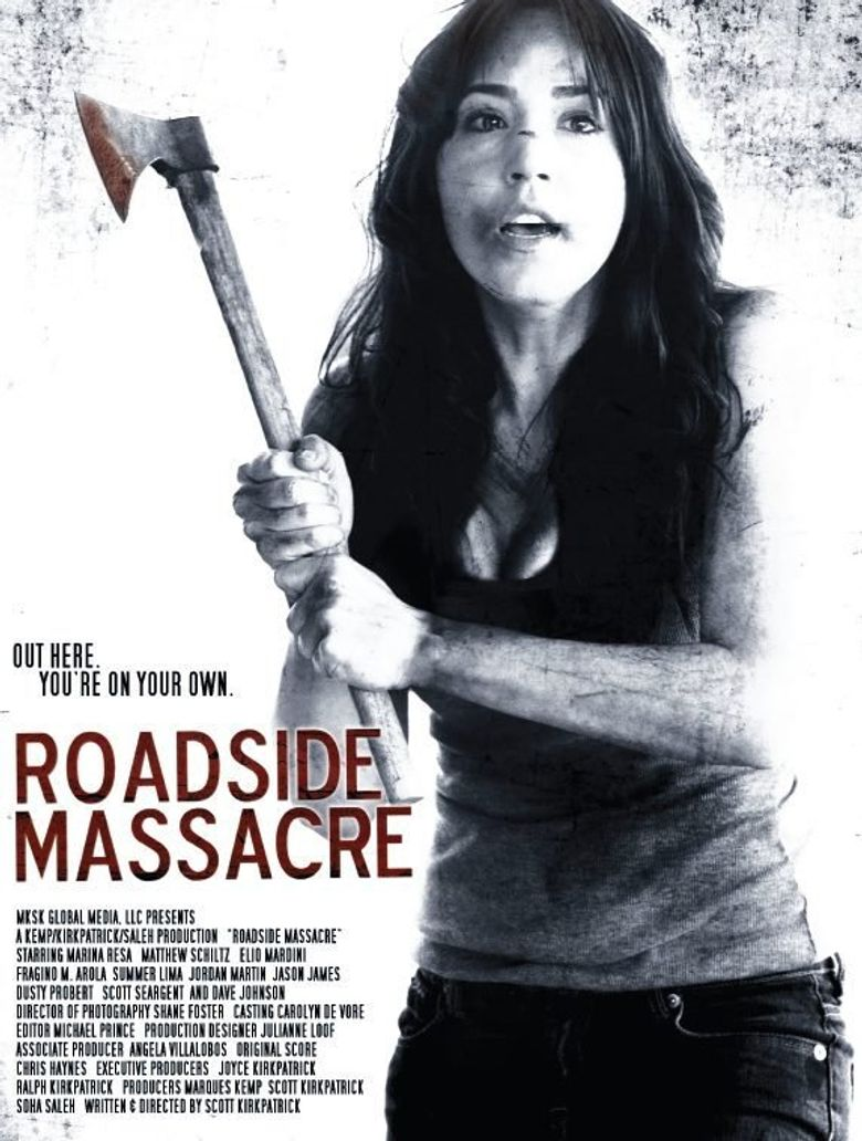 Roadside Massacre Poster