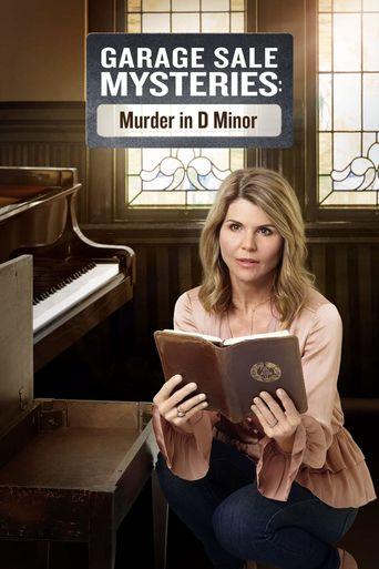Garage Sale Mysteries: Murder In D Minor Poster