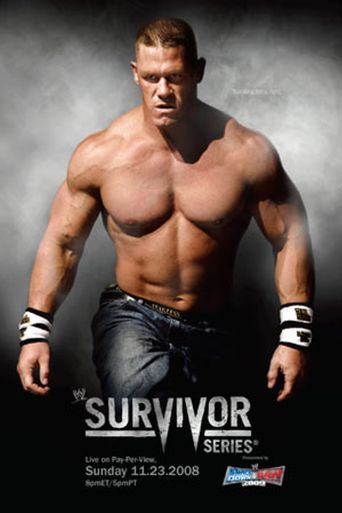 WWE Survivor Series 2008 Poster