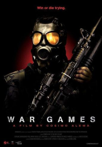 War Games: At the End of the Day Poster