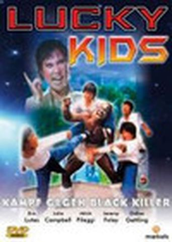 Young Dragons: Kung Fu Kids II Poster
