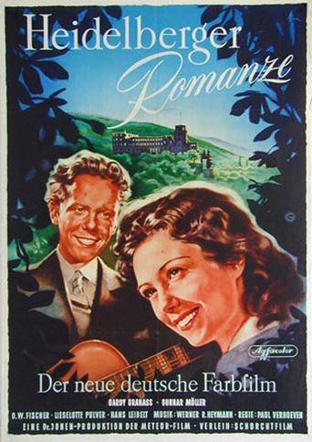 Heidelberger Romanze Poster