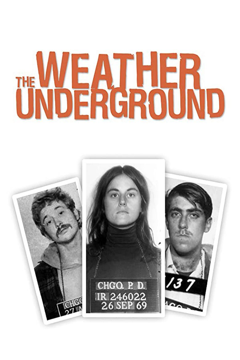 The Weather Underground Poster