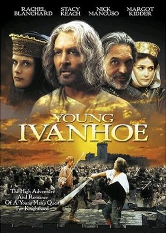 Young Ivanhoe Poster