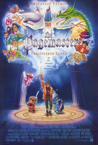 Watch The Pagemaster