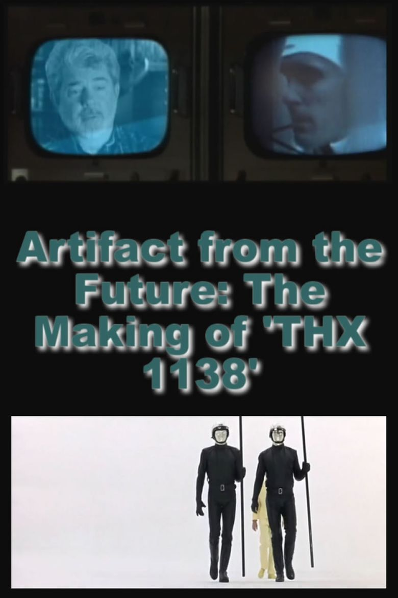 Artifact from the Future: The Making of 'THX 1138' Poster