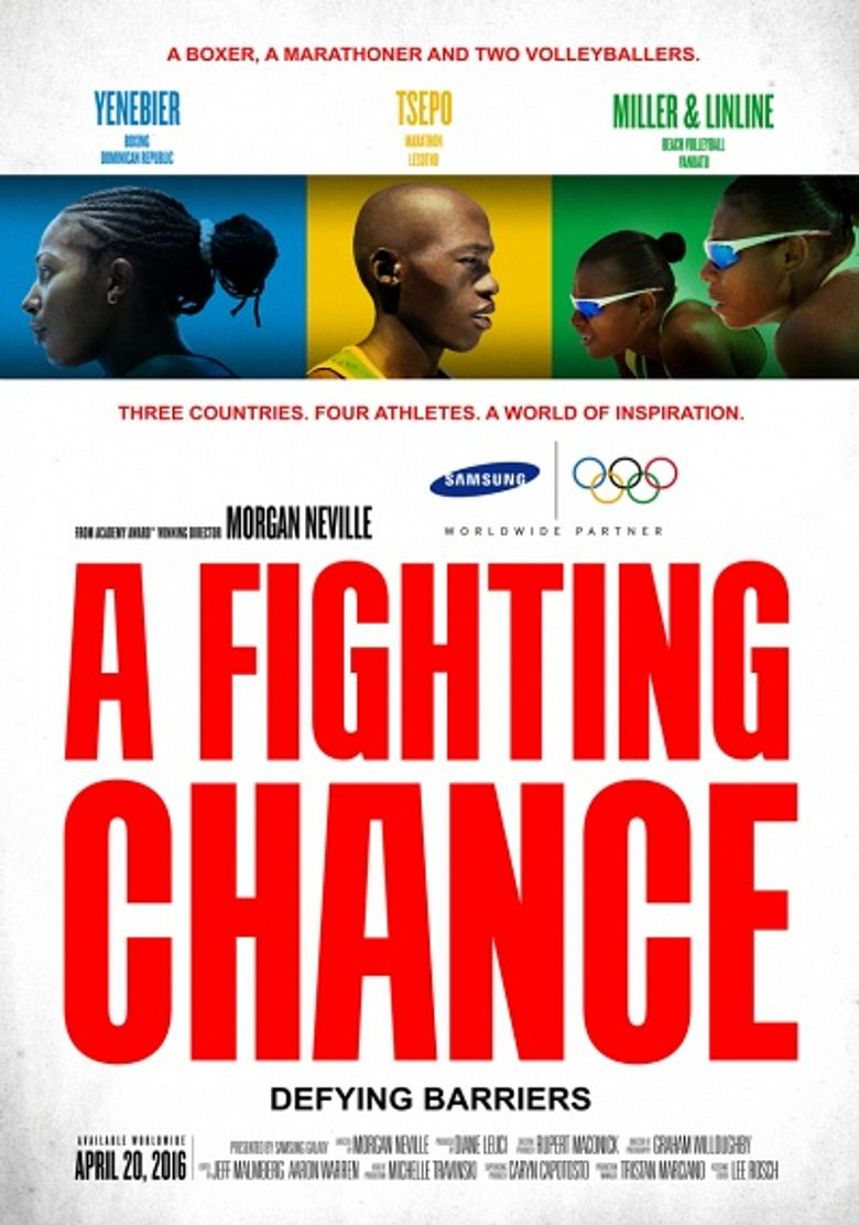 A Fighting Chance Poster