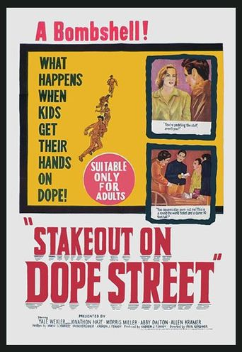 Watch Stakeout on Dope Street