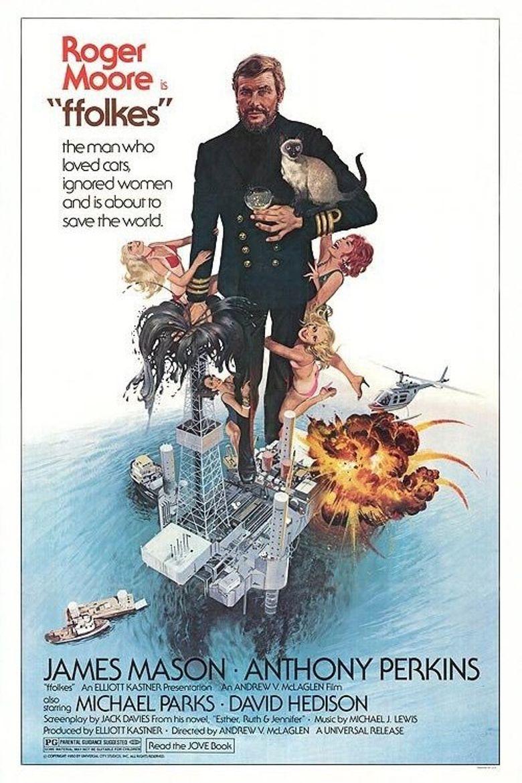 North Sea Hijack Poster