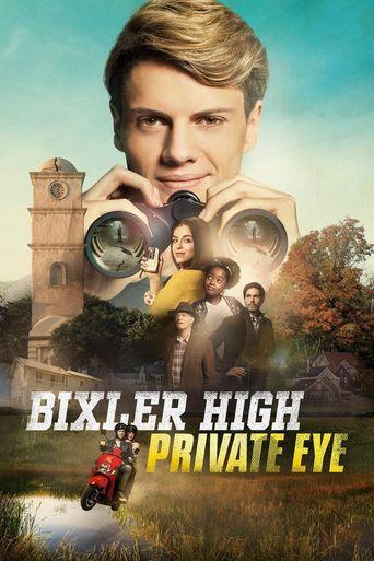 Bixler High Private Eye Poster