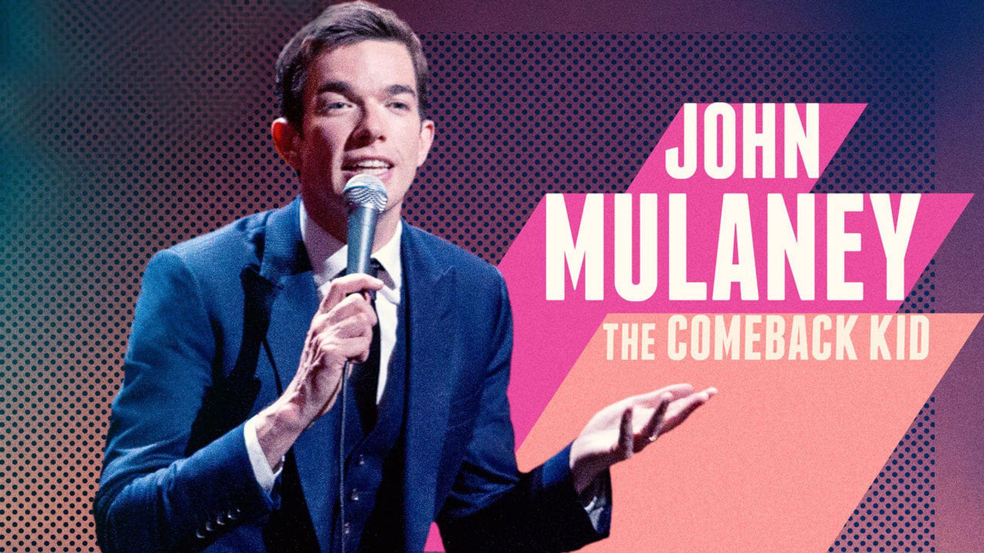 John Mulaney The Comeback Kid Watch Online Free