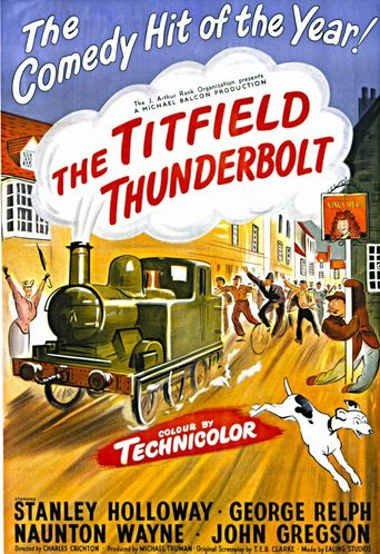 The Titfield Thunderbolt Poster
