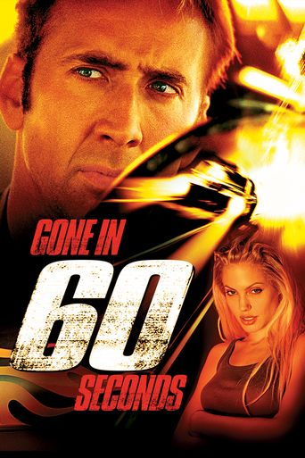 Watch Gone in Sixty Seconds