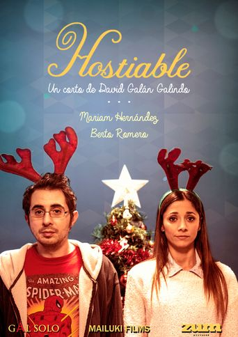 Hostiable Poster