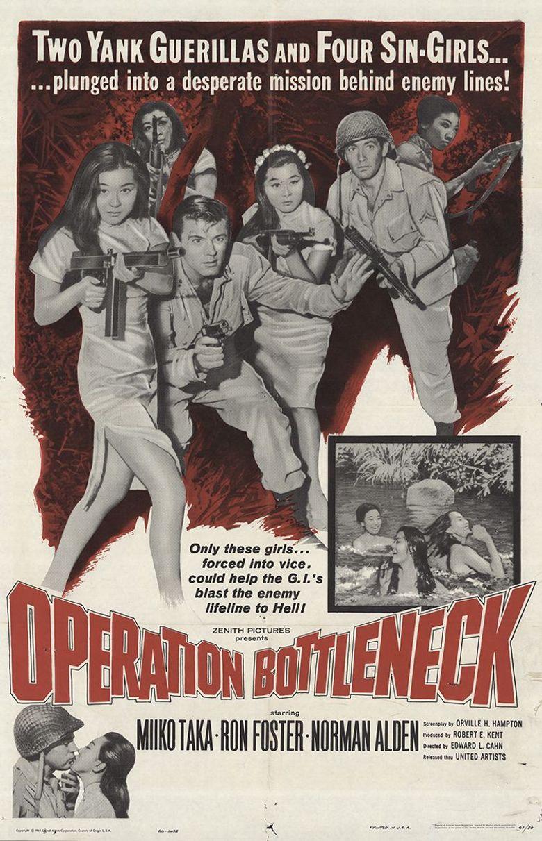 Operation Bottleneck Poster
