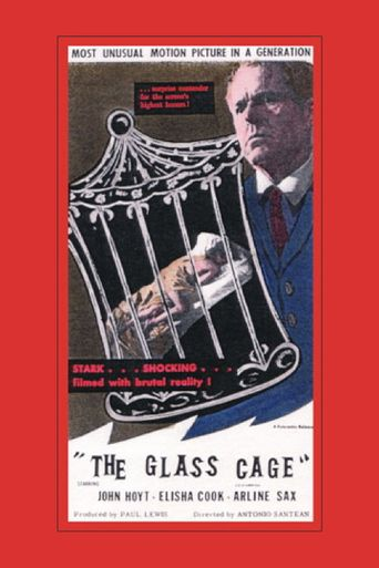 The Glass Cage Poster