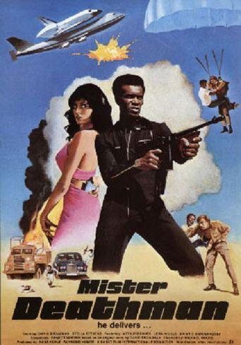 Mister Deathman Poster