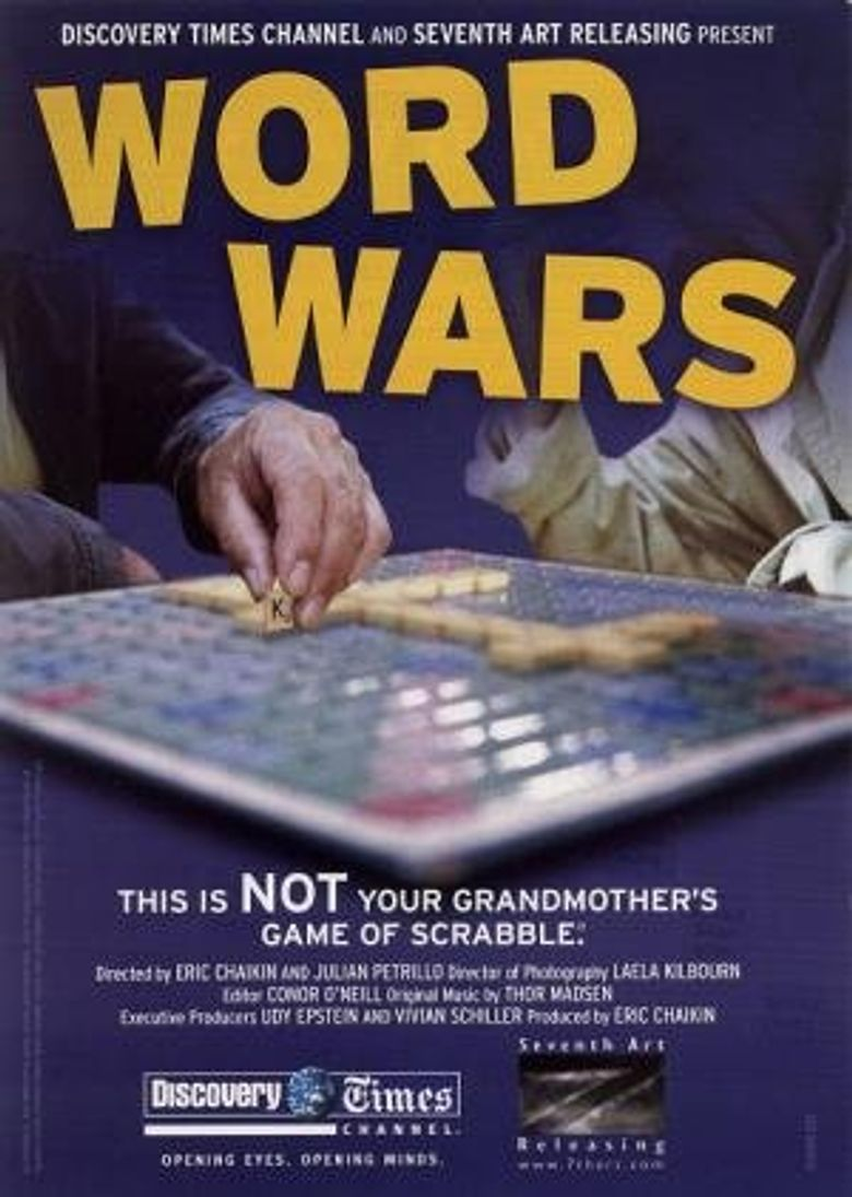 Word Wars Poster