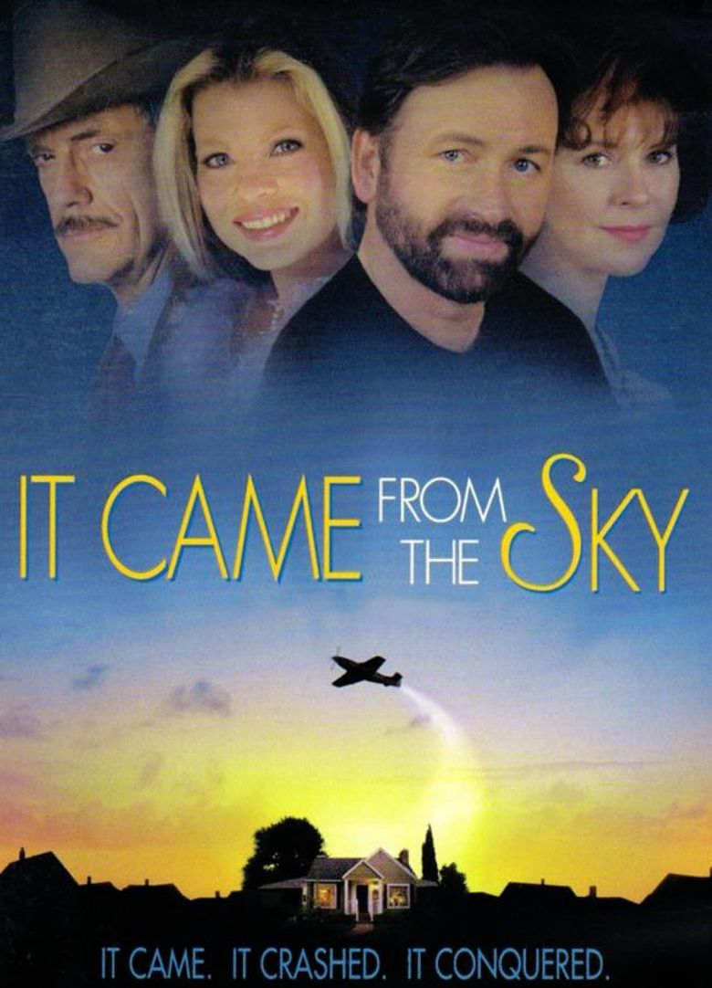 It Came From the Sky Poster