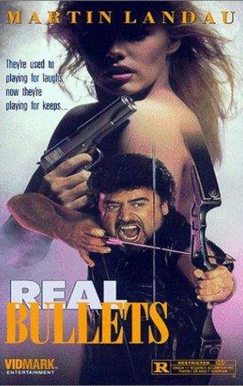 Real Bullets Poster