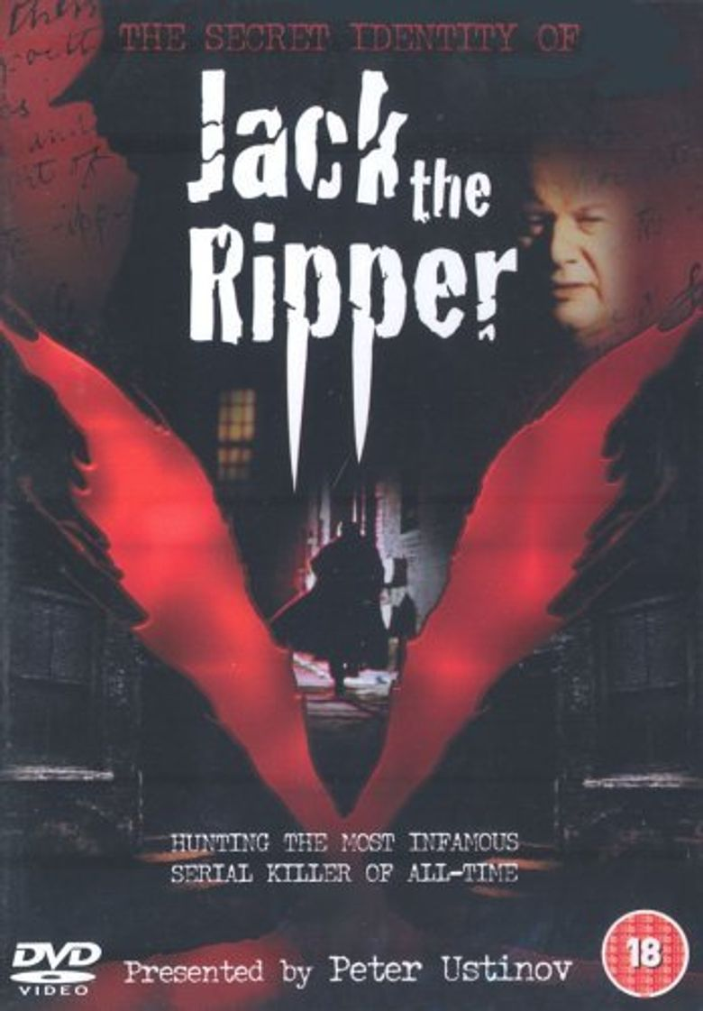 The Secret Identity of Jack the Ripper Poster