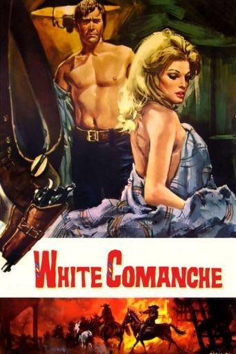 White Comanche Poster