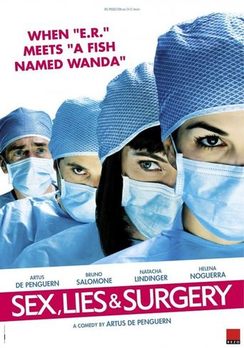 Sex, Lies and Surgery Poster