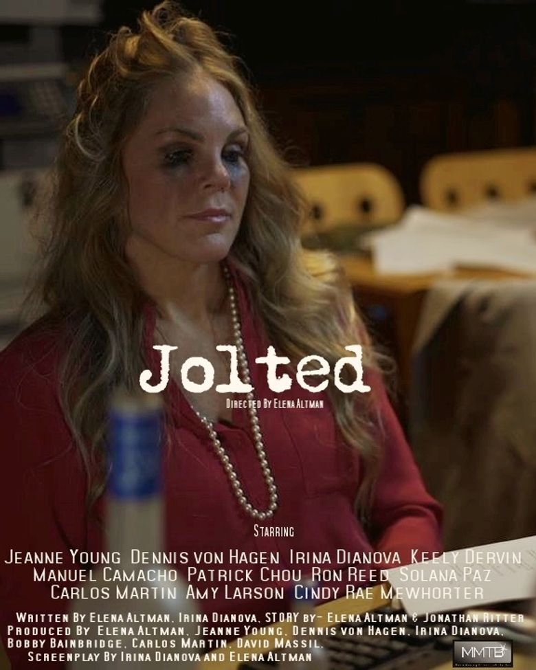 Jolted Poster