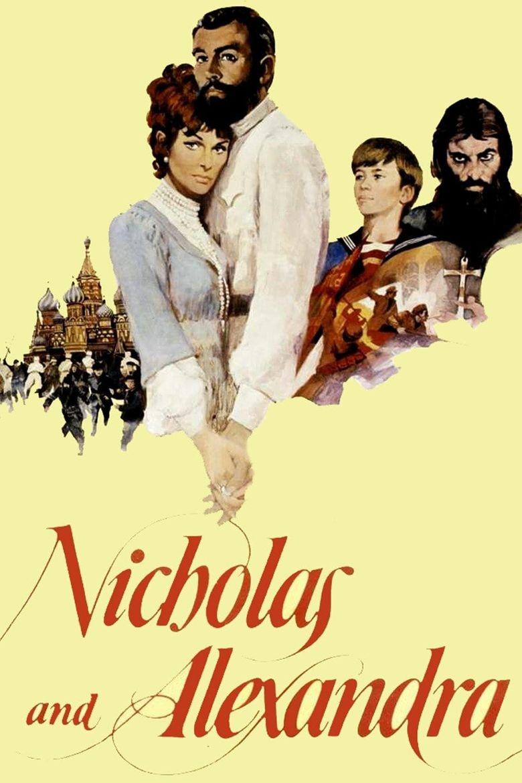 Nicholas and Alexandra Poster