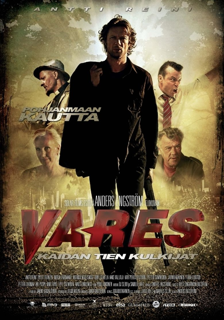 Vares - The Path Of The Righteous Men Poster