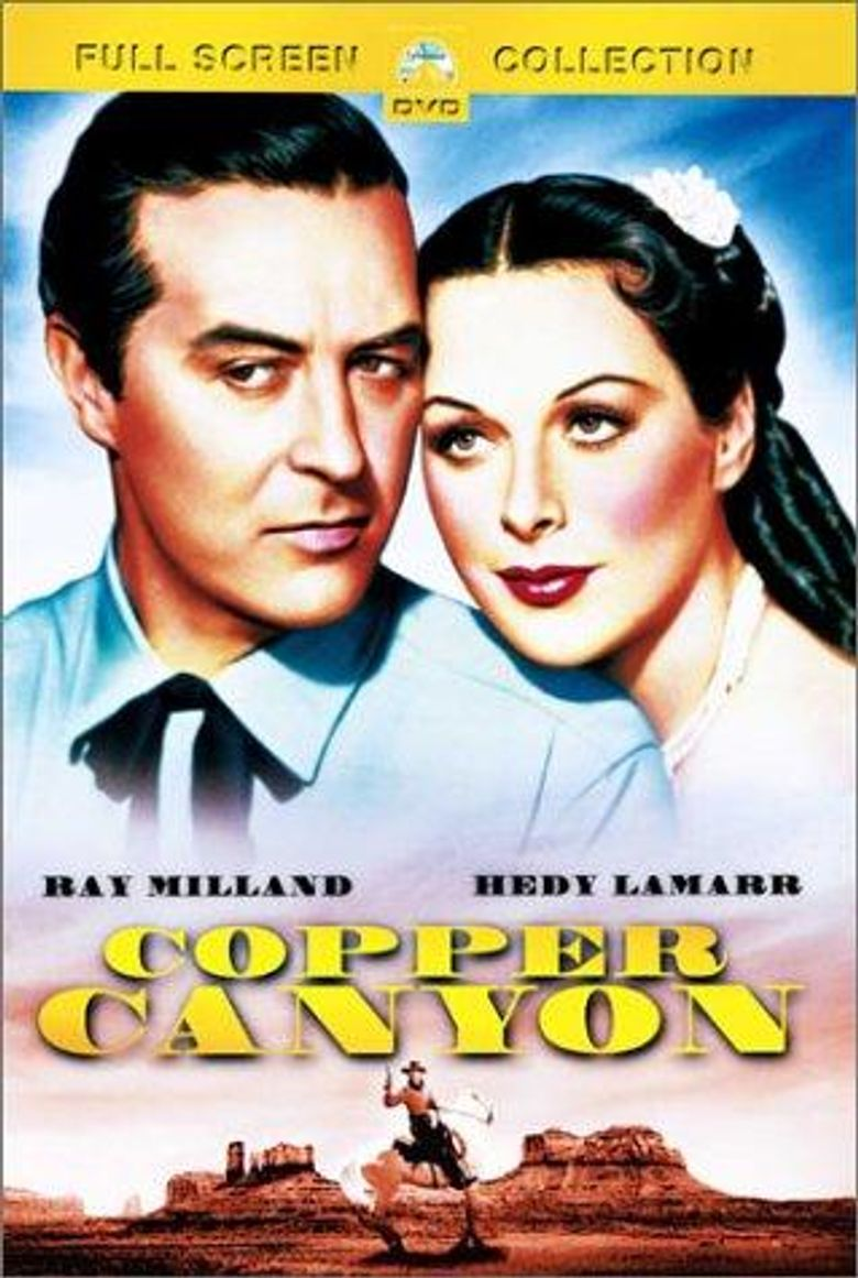 Copper Canyon Poster