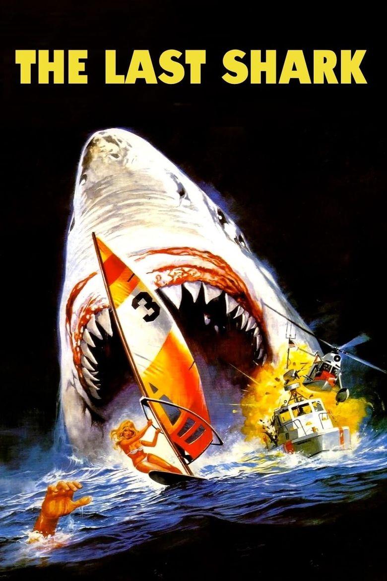 The Last Shark Poster