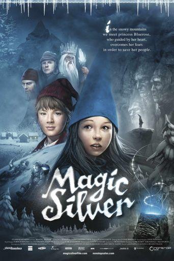 Magic Silver Poster