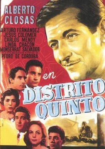 Distrito Quinto Poster