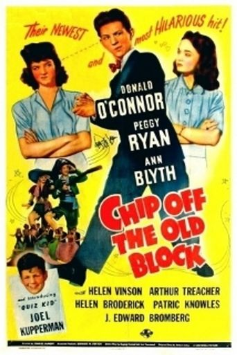 Chip Off the Old Block Poster