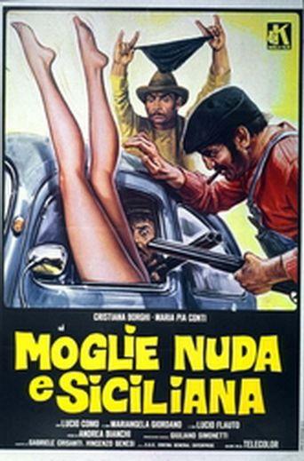Moglie nuda e siciliana Poster