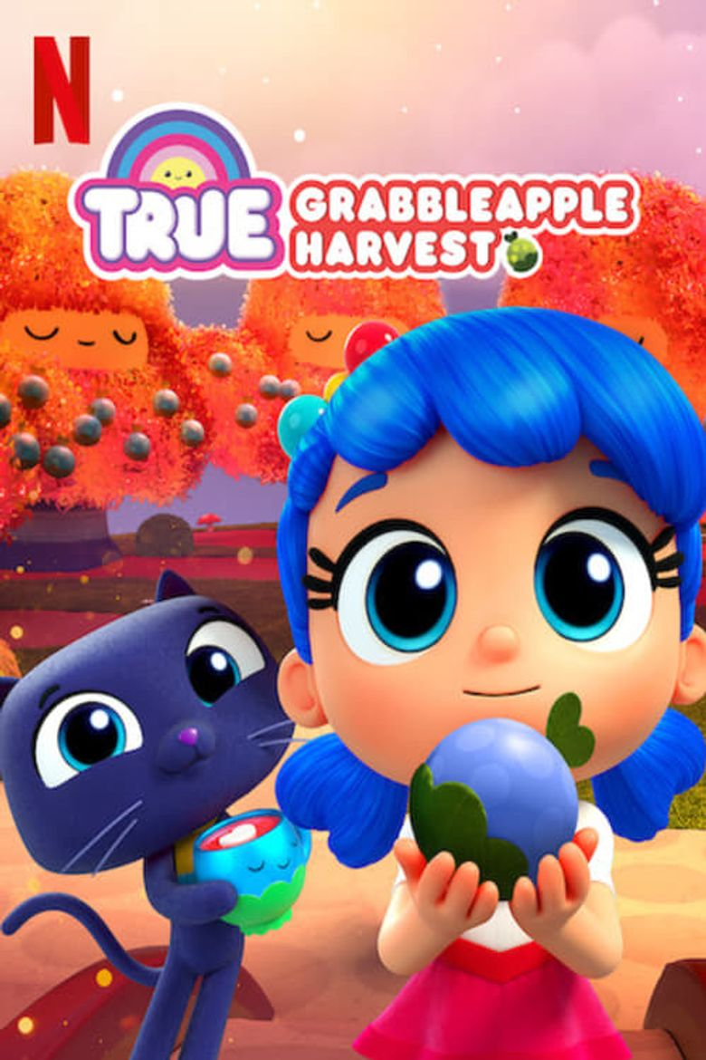 True: Grabbleapple Harvest Poster