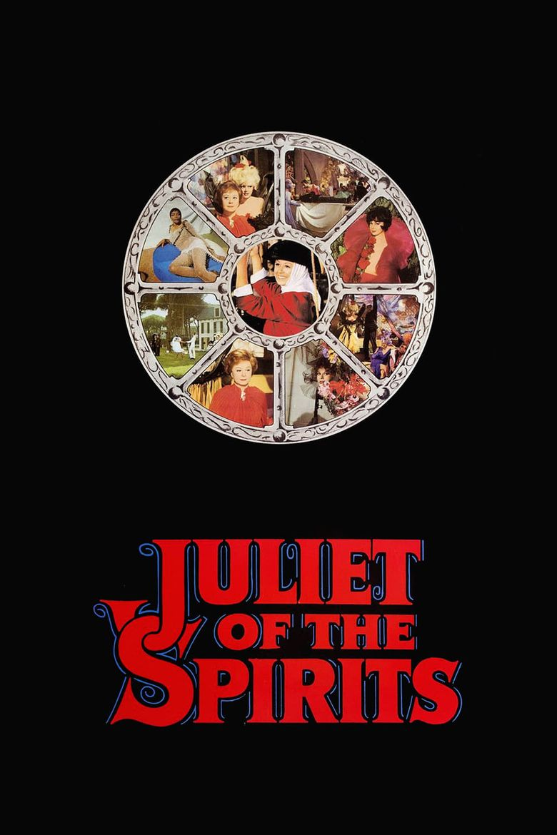 Juliet of the Spirits Poster