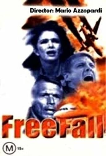 Free Fall Poster