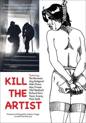 Kill the Artist Poster