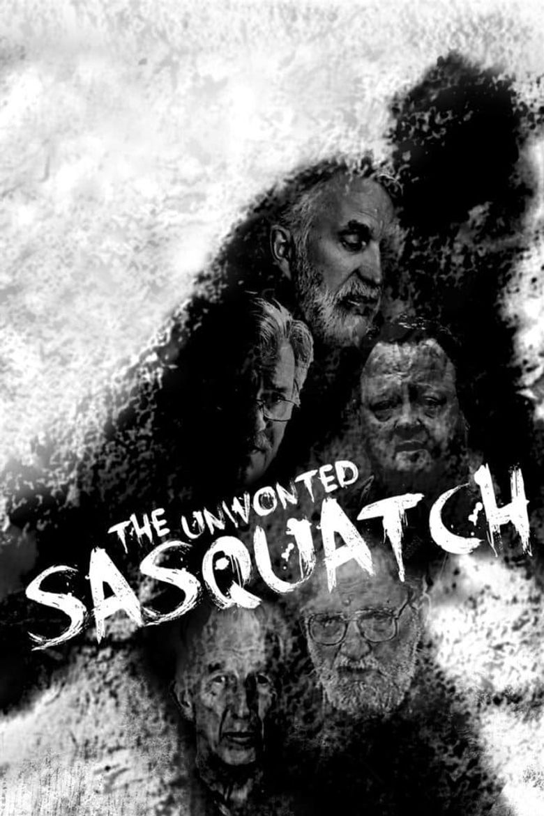 The Unwonted Sasquatch Poster