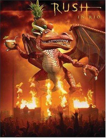 Rush: Rush In Rio Poster