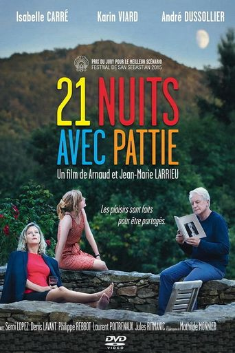 21 Nights with Pattie Poster