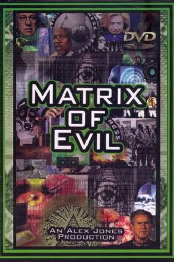 Matrix of Evil Poster