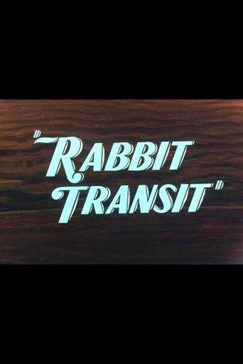 Rabbit Transit Poster