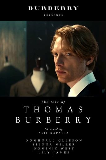 The Tale of Thomas Burberry Poster