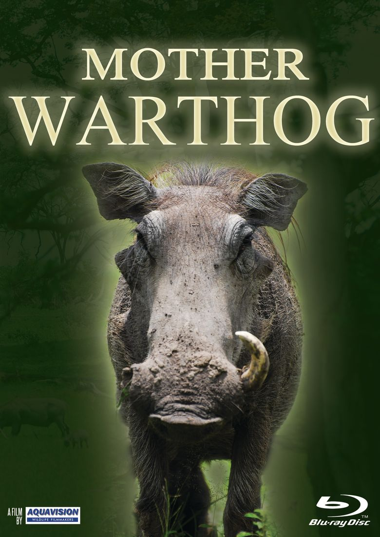 Mother Warthog Poster