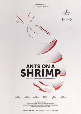 Ants on a Shrimp Poster
